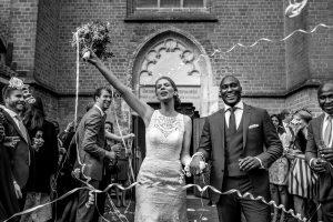 Bruidspaar - iSi fotografie
